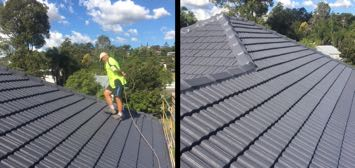 Roof Restoration Process