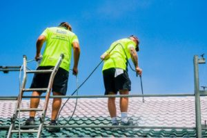 Roof Painting Service